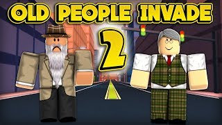 OLD PEOPLE INVADE JAILBREAK 2! (ROBLOX Jailbreak)