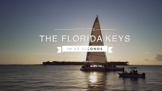 Experience Florida Keys in 60 seconds