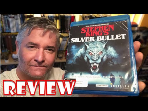Stephen King's Silver Bullet - Blu Ray Movie Review (Spoilers)