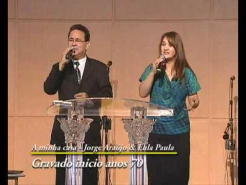 Jorge Araújo e Eula Paula  - Apresentação na Ig. Batista Getsëmani - Belo Horizonte