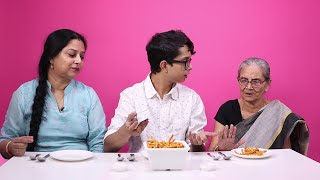 Video Three Generations Taste Test Their Favourite Dishes MP3, 3GP, MP4, WEBM, AVI, FLV Agustus 2018