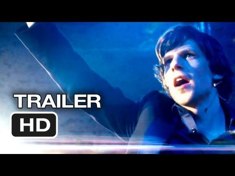 Now You See Me Official Trailer #2 (2013) - Mark Ruffalo, Morgan Freeman Movie HD