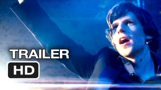 Now You See Me Official Trailer - Mark Ruffalo, Morgan Freeman