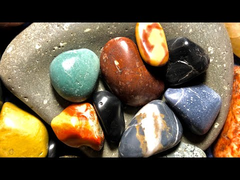 Cómo Pulir Piedras. How to polish gems, Gem state. #tutorial