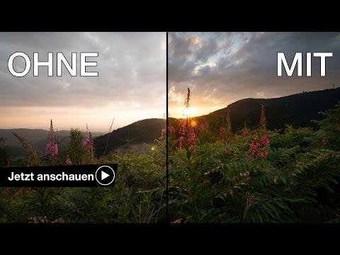 VERLAUFSFILTER 📷 Darauf MUSST du achten - Landschaftsfotografie Benjamin Jaworskyj