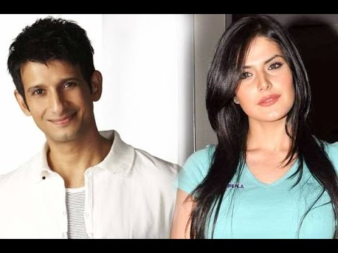 Sharman Joshi Zareen Khan get intimate for Hate Story 3