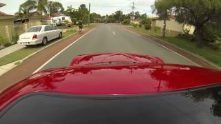 Bull Creek Australia  City new picture : GOPRO ON MAZDA ROOF BULLCREEK WESTERN AUSTRALIA
