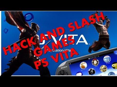 HACK AND SLASH GAMES PS VITA