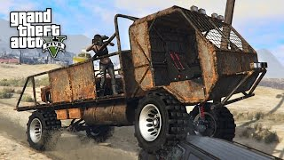 Nonton FAST & FURIOUS WASTELANDER: SPECIAL VEHICLE MISSIONS!!  (GTA 5 Online) Film Subtitle Indonesia Streaming Movie Download