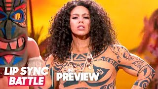 "Fifth Harmony's Dinah Jane Performs ""You're Welcome"" from Moana 
