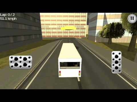 Video of Bus Racing 3D