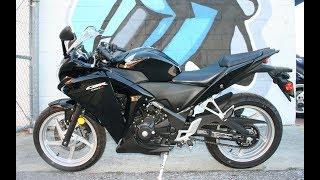 10. 2011 Honda CBR250R ... The Great Little Sportbike!