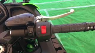 4. New Kawasaki ninja 650r