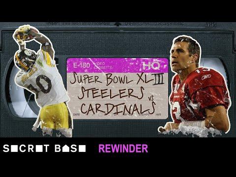 Video: Santonio Holmes' game-winning Super Bowl catch deserves a deep rewind | Steelers vs. Cardinals