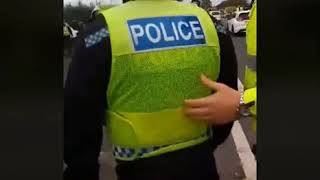 Download Video FRACKING: an incident with a police officer at Preston New Road MP3 3GP MP4