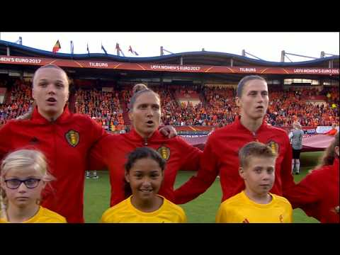 HIGHLIGHTS | Belgian Red Flames - Nederland 1-2