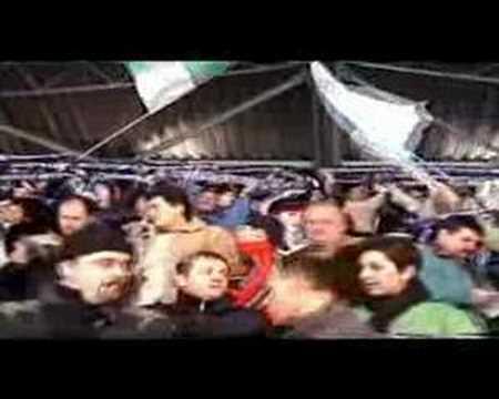 VIDEO: Takto sa v Nitre fandilo pred vyše 10 rokmi