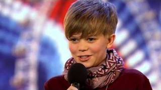 Ronan Parke - Britain's Got Talent 2011 - What a voice!