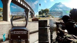 Как это работает: визуальная отдача в Battlefield 4
