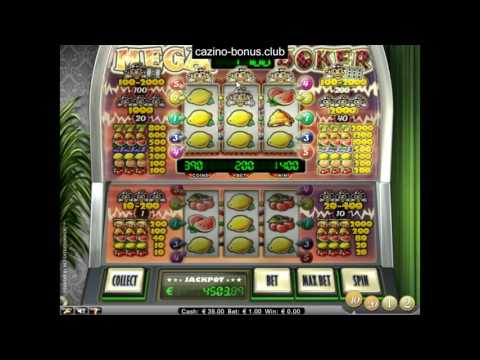 Mega Joker Slot - MEGA WIN