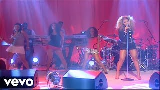 "Beyonce performs ""Work It Out"" live on CD:UK."
