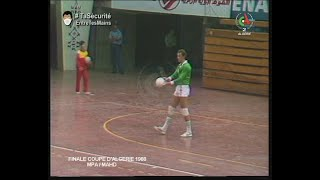 Volleyball 1988 : Finale coupe d'Algérie (MPA - MAHD) | Rétro-Sports