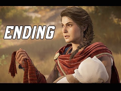 ENDING - ASSASSIN'S CREED ODYSSEY BLOODLINE Walkthrough Part 4 (Episode 3 Legacy of the First Blade)