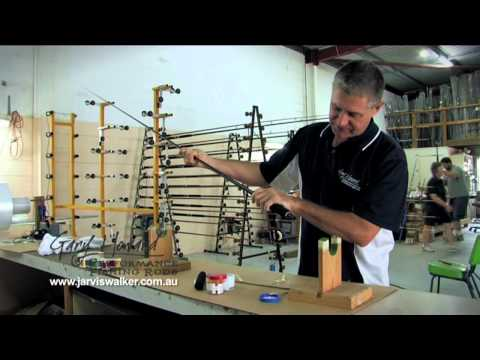 How to - Build a fishing rod - Part 1