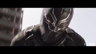 VIDEO: CG That Went Into MAKING BLACK PANTHER'S OUTFIT in Civil War