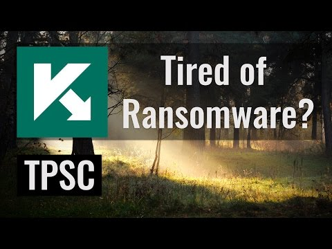 Kaspersky Anti-Ransomware | Free tool for everyone