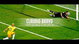 WM 2014: Die besten Paraden des Claudio Bravo