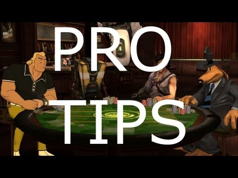PRO TIPS: Poker night at the inventory 2 (WIN EVERY TIME BECAUSE REASONS)