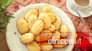 Videoricetta: madeleine francesi
