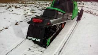 9. 2006 Arctic cat M7
