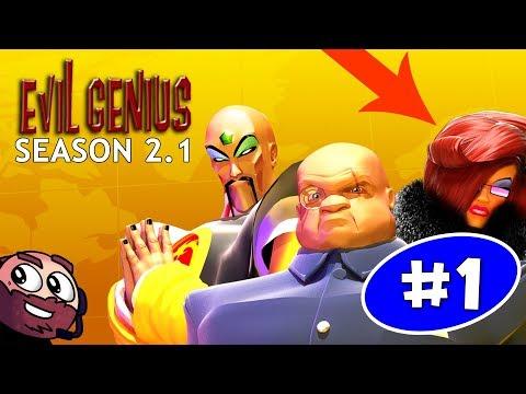 Evil Genius (Season 2 1) - Episode #1