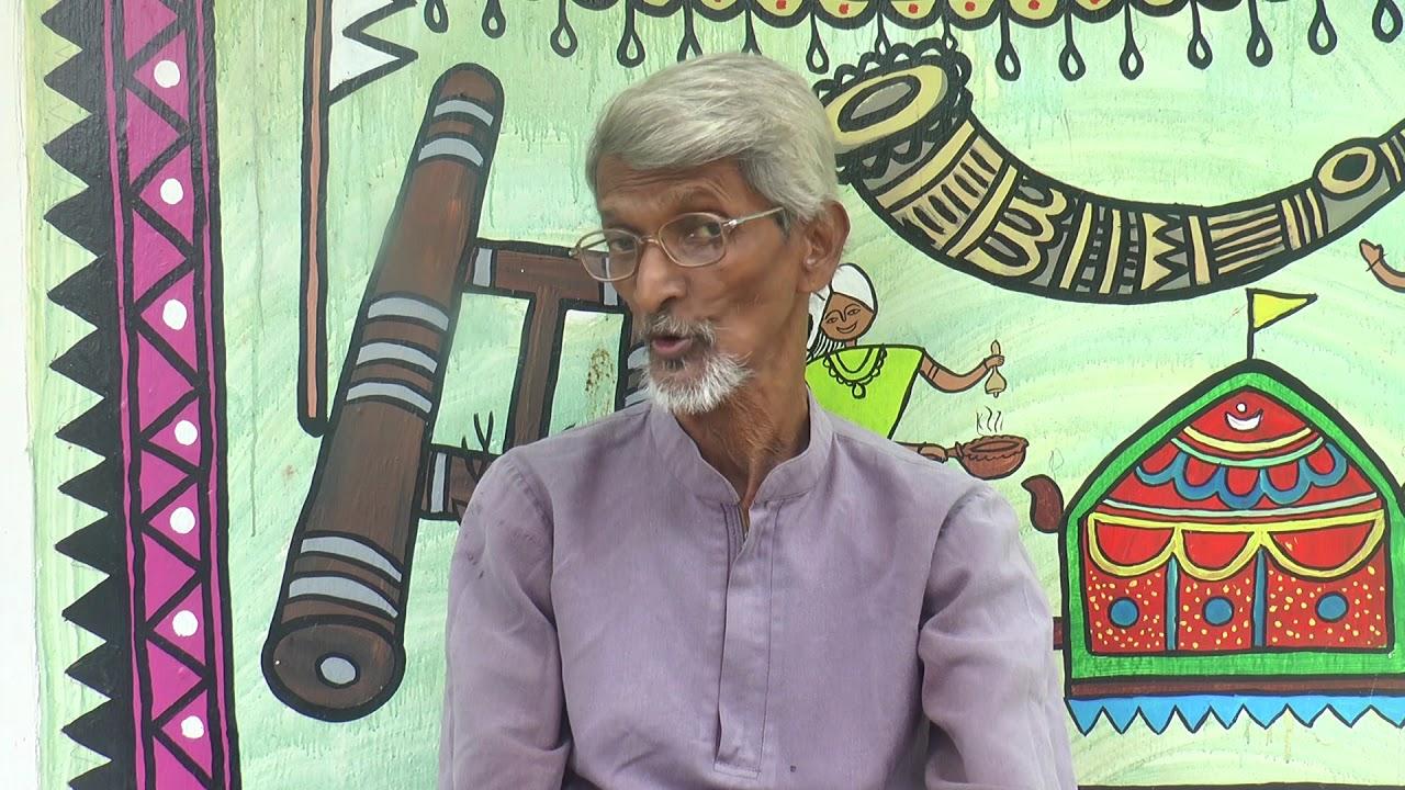 Folklorist Harihar Vaishnav, Chhattisgarh, in conversation with Mushtak Khan