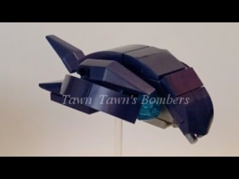 Custom Mini Phantom Halo Mega Construx
