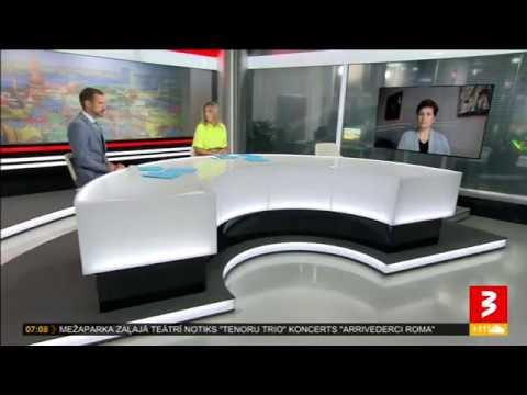 TV3saruna ar veselības ministri Ilzi Viņķeli par Covid-19 ierobežojumu iespējamu atjaunošanu