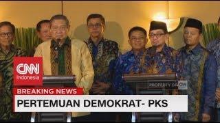 Video Demokrat dan PKS Sepakat Buka Lembaran Baru Koalisi - SBY ke PKS MP3, 3GP, MP4, WEBM, AVI, FLV Agustus 2018