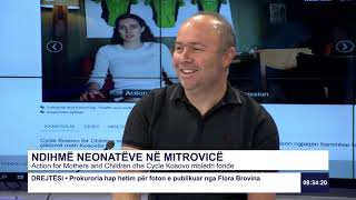 Studio e hapur - Ndihmë Neonatëve në Mitrovicë 17.05.2019
