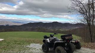 5. Suzuki Kingquad 500axi VA Trail Riding Camping