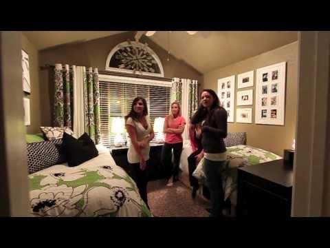 Dorm Room Decorating … meet the girls