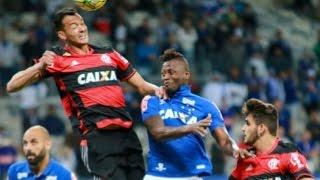 O Flamengo conquistou uma importante vitória na noite desta quarta-feira, no Mineirão, em Belo Horizonte (MG). O Rubro-Negro venceu o Cruzeiro por 1 a 0, ...