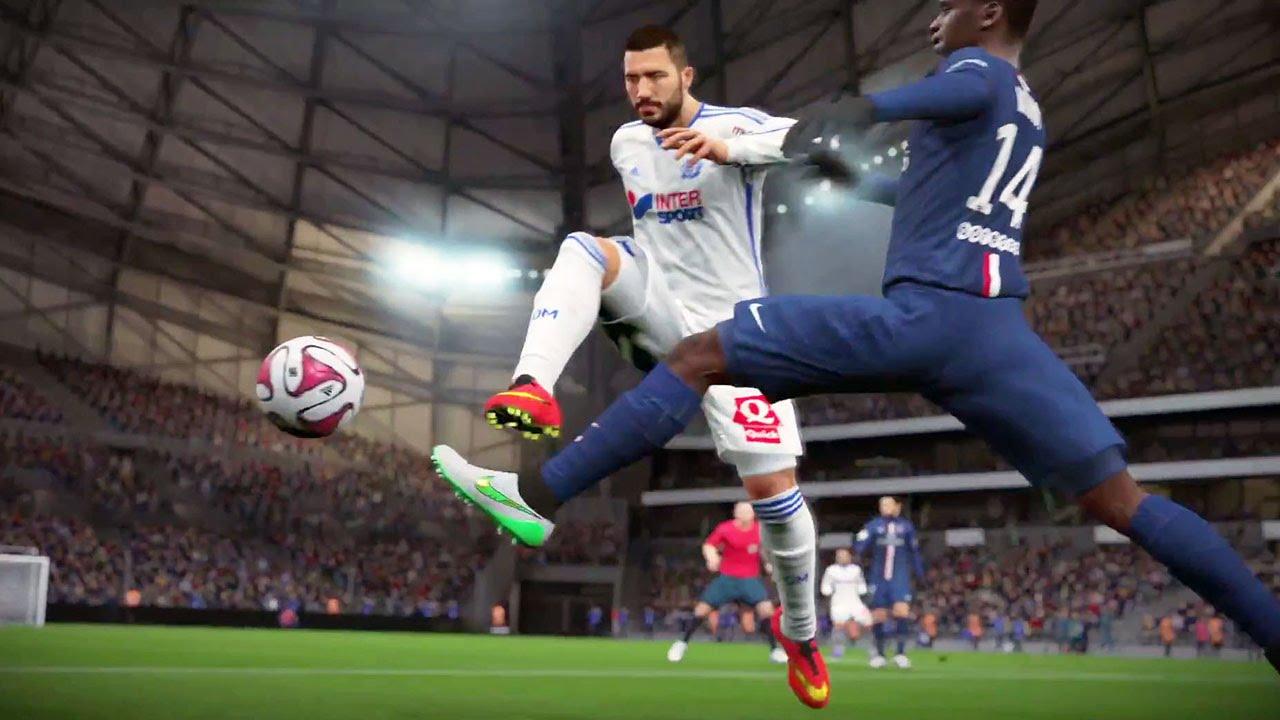 FIFA 16 Gameplay [New] #VideoJuegos #Consolas