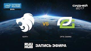 North vs OpTic Gaming - IEM Sydney - de_inferno [ceh9, flife]