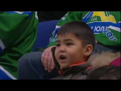 KHL Fight: Goncharov VS Leschenko (видео)
