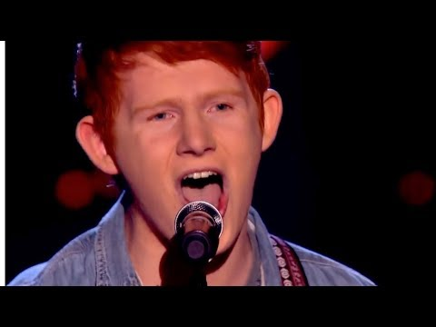 The Voice UK 2013 | Conor Scott performs 'Starry Eyed' - Blind Auditions 3 - BBC One (видео)