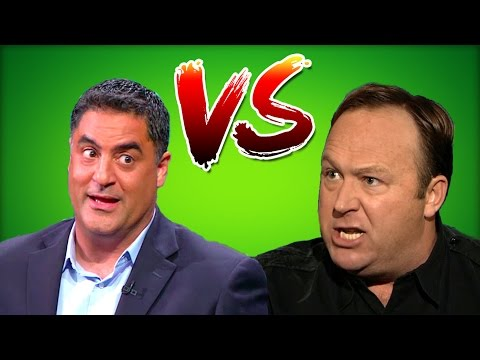 The Alex Jones Versus Cenk Uygur Debacle. What Really Happened?