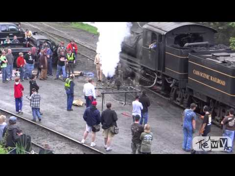 railroad - ALL NEW SPECIAL PRESENTATION! Part 3 of 4. The 2013 Whistle Blow features more than 20 whistles blown by Railfan Weekend guests.