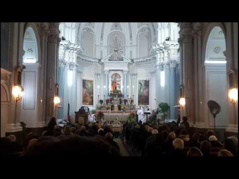 Alia - Funerali - Padre Don Rosolino La Mendola